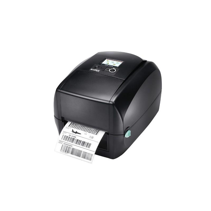 011-73iF41-000 Impresora Godex RT730iW 300 dpi y Pantalla a Color